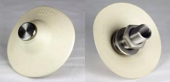 Flatterventil Typ VB, 108 mm ø, 3/8