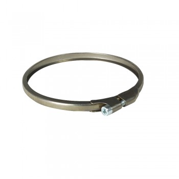Spannring zu Krümmer 100 mm Durchmesser