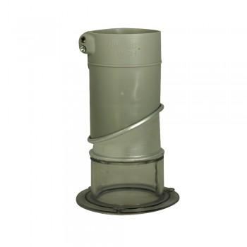 Rohrbau Einlauf 100 mm Durchmesser