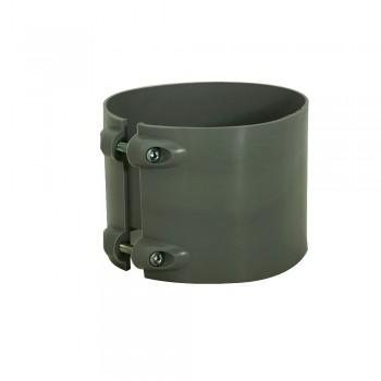 Rohrverbinder 100 mm Durchmesser