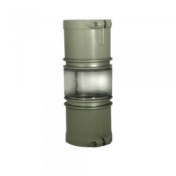 Rohrglas 125 mm Durchmesser