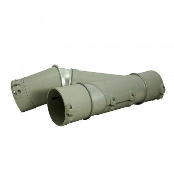 Abzweig 125 mm Durchmesser