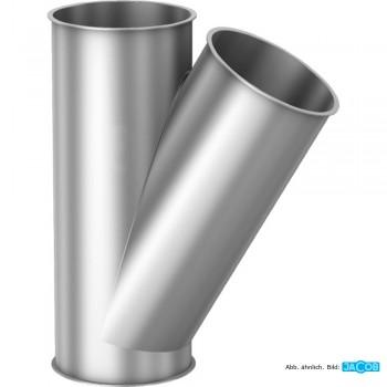 Jacob Rohrbau Gabelstück 30 Grad, 3 mm grundiert